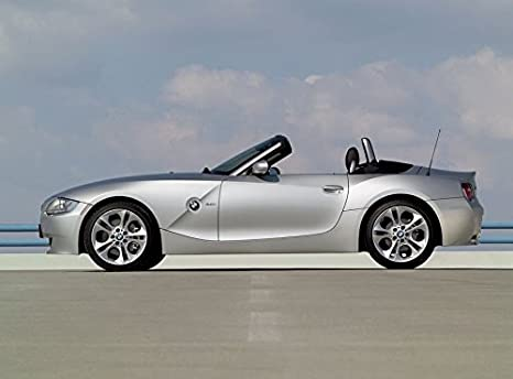 BMW Z4 (81x60 cm \ 32x24 inch) Poster Seda Cartel High ...