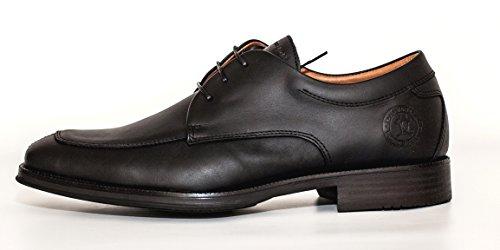 Panama Jack , Chaussures de ville à lacets pour homme noir noir