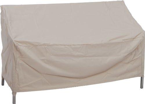 Stern 454934 Housse de protection pour banc 3 places Nature Env 180 x 55 x 80 cm