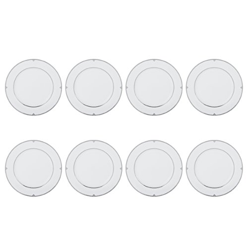 Mikasa Regent Bead 40-Piece Porcelain Dinnerware Set, Service for 8 by Mikasa (Image #1)