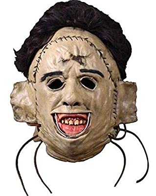Gatton Leatherface Texas Chainsaw Massacre 1974 Killing Mask Trick or Treat Studios New