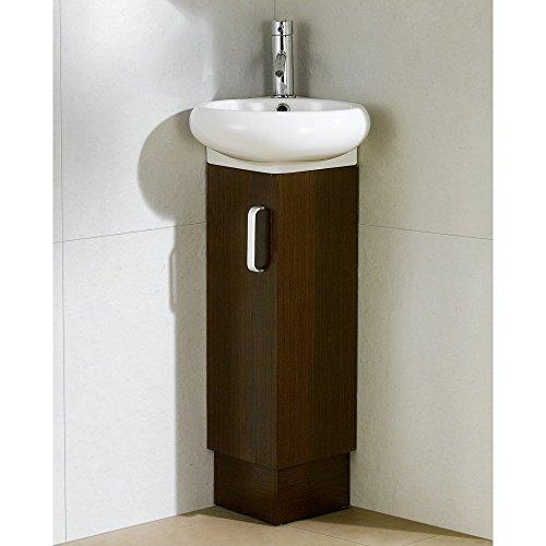 Fine Fixtures Milan 15 in. Single Bathroom Vanity