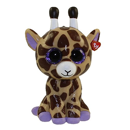 TY Beanie Boos - Mini Boo Figure - SAFARI the Giraffe (2 inch)