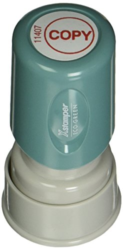 - Xstamper(R) One-Color Specialty Stamp, Round,