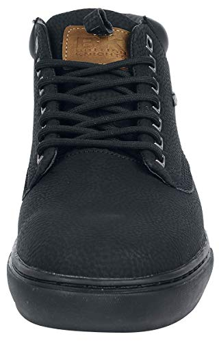 Homme Knights British Wood 03 black Mocassins Noir C4tq6wHt
