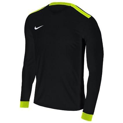 Nike Park Derby II Jersey SS Sudaderas, Hombre, Negro, 2XL