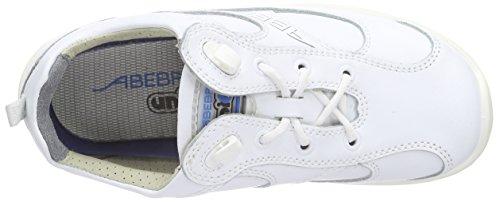 Proteq Sicherheitsschuhe Uni6 1750 Halbschuh S2 Küchengeeignet Stahlkappe - Calzado de protección Unisex adulto Blanco - blanco