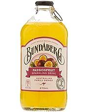 Bundaberg Passionfruit Sparkling Drink, 12 x 375 Milliliters