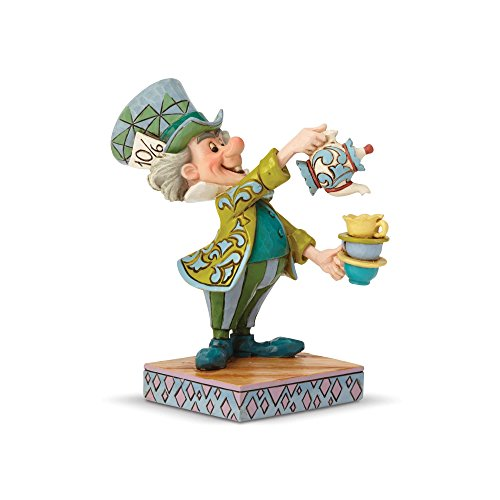 Enesco Disney Traditions Mad Hatter