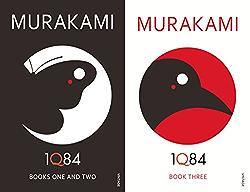 1Q84 Bundle (2 Book Series) by  Haruki Murakami