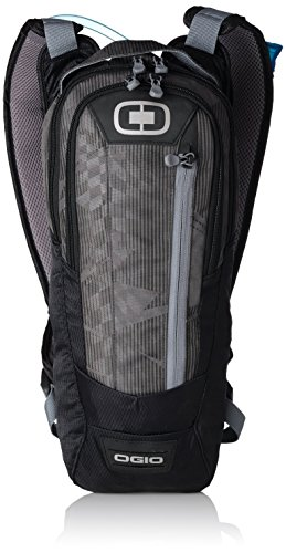 OGIO 122006.03 Atlas 100 oz. 3 Liter Hydration Pack – Stealth Black