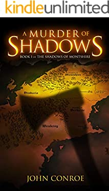 A Murder of Shadows (Shadows of Montshire Book 1)