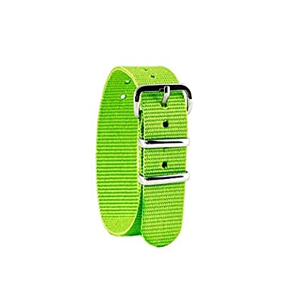 EasyRead Time Teacher Children's Watch Band - Lime by EasyRead Time Teacher Ltd