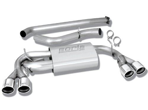 - Borla 140312 Cat-Back Exhaust System - IMP WRX STI '08-'09 2.5L TURBO MT AWD 4DR