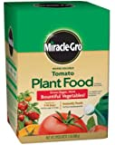 Miracle Gro 2000422 1.5 Lb Water Soluble Tomato Plant Food 18-18-21