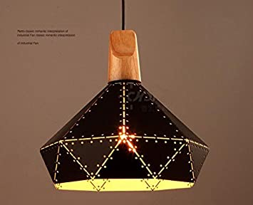 Kronleuchter Kueche Style : Facai american retro industrie style loft lampen metall
