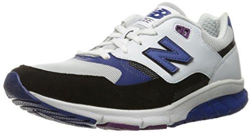 New Balance - Zapatillas de Piel para hombre blanco blanco