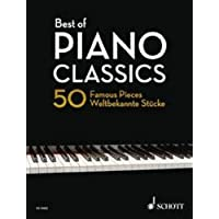Best of piano classics (50 pièces célèbres) Arrangements de Hans-Gunter Heumann - Piano