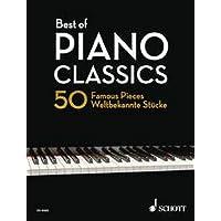 Best of piano classics (50 pièces célèbres) Arrangements de Hans-Gunter Heumann - Piano