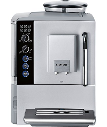 Siemens TE501201RW - Cafetera (Independiente, Máquina espresso, 1 ...