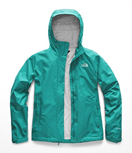 The North Face Women Venture 2 Jacket - Kokomo Green - S