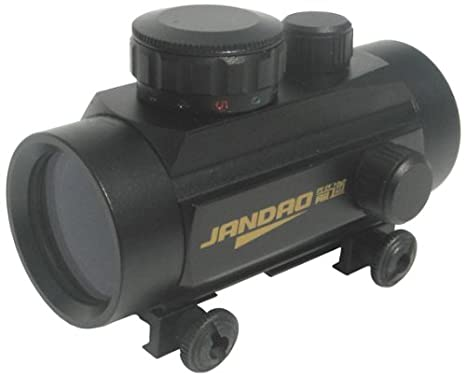 Amazon com : Jandao 1X 30mm Crossbow Dot Sight : Archery Crossbow