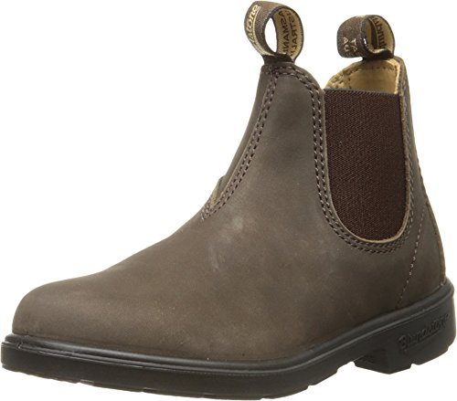 - Blundstone 565 Pull-On Chelsea Boot (Infant/Toddler/Little Kid/Big Kid), Rustic Brown, 3 AU(4-4.5 M US Big Kid)