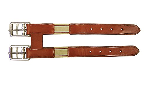 Derby Originals Girth Extender with Elastic for English Girths, ()