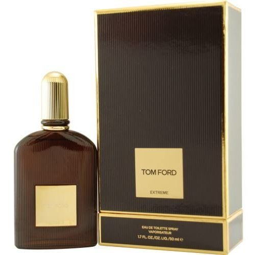 (Tom Ford Extreme By Tom Ford Edt Spray 1.7 Oz For Men - Product Description - Launched By The Design House Of Tom Ford In 2007, Tom Ford Extreme Edt Spray 1.7 Oz Possesses A Blend Of:Lemons, Cedar Wood, Black Italian Figs, Black Truffles, Patcho ...)