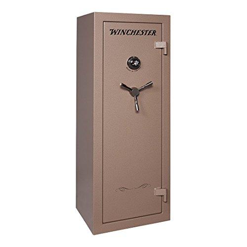 Winchester Safes W-6022-14-13-M Closet Gun Safe with Mechanical Lock
