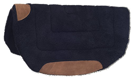 Fleece Heavy Saddle Pads - 1
