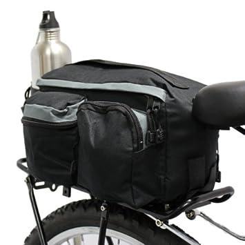 9484e4b98c1 PedalPro Gepäckträger-Fahrradtasche hinten: Amazon.de: Sport & Freizeit