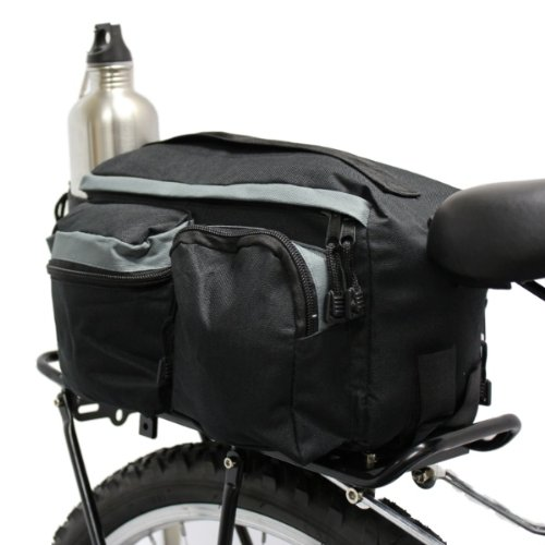 PedalPro Rear Bicycle Rack Bag  Amazon.co.uk  Sports   Outdoors 84573dfea287