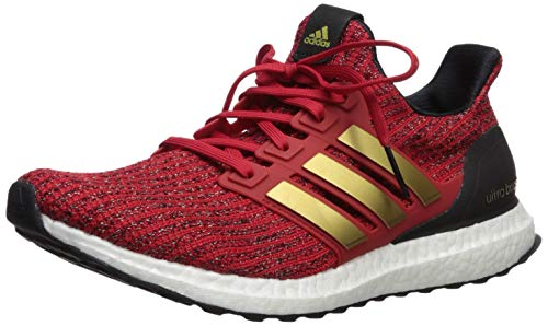 adidas x Game of Thrones Women's Ultraboost Running Shoes, scarlet/gold metallic/black, 5 M ()