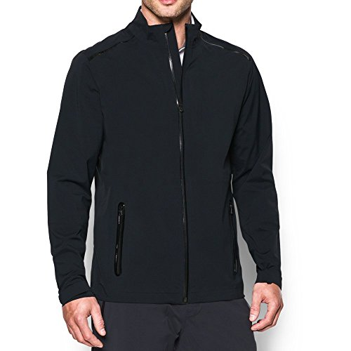 Under Armour Men's Storm GORE-TEX Paclite Jacket, Black/Black, X-Large from Under Armour