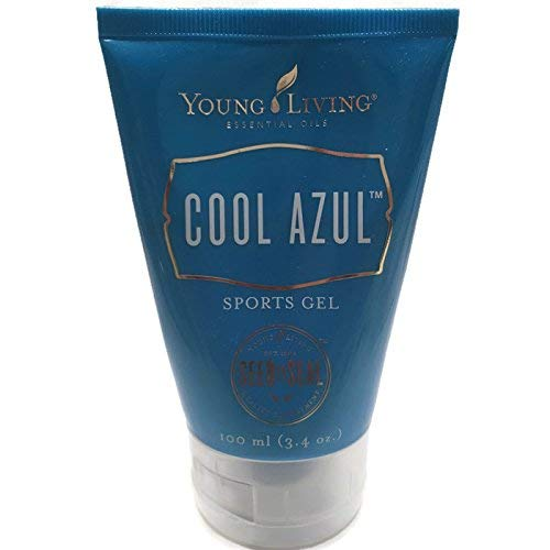 Cool Azul Sports Gel 3.4 oz  by Young Living Essential Oils 100% Pure Theraputic Grade Essential Oils