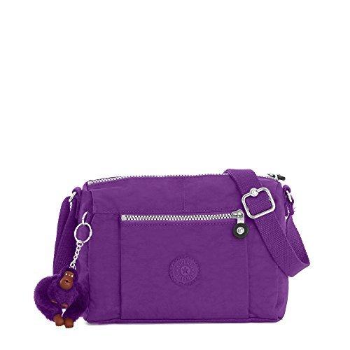Kipling Women's Wes Crossbody Bag One Size Tilepurple by Kipling