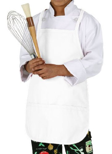 Chef Works Kids Chef Apron (A3002)