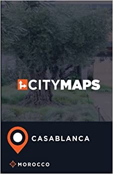 City Maps Casablanca Morocco por James Mcfee epub