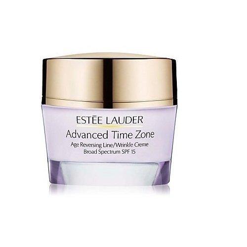 (Estee Lauder Advanced Time Zone Age Reversing Line/Wrinkle Creme Broad Spectrum SPF 15 0.5oz/15ml For Normal/Combination Skin )
