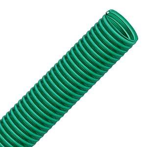 2/pulgadas VALEKNA Flextube gr 50/mm de di/ámetro Metro PVC Manguera Manguera de aspiraci/ón y de impresi/ón para aplicaciones ligero