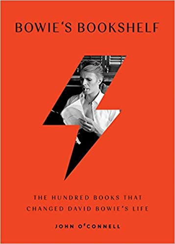 Bowies Bookshelf The Hundred Books That Changed David