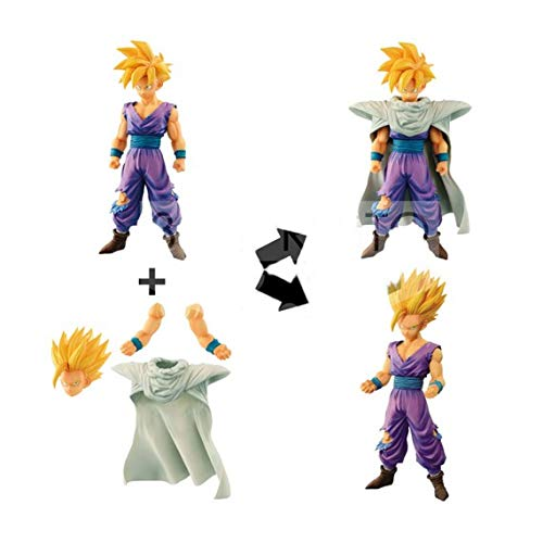Banpresto Dragon Ball Super Saiyan Son Gohan Legend Battle Statue, Blue from Banpresto
