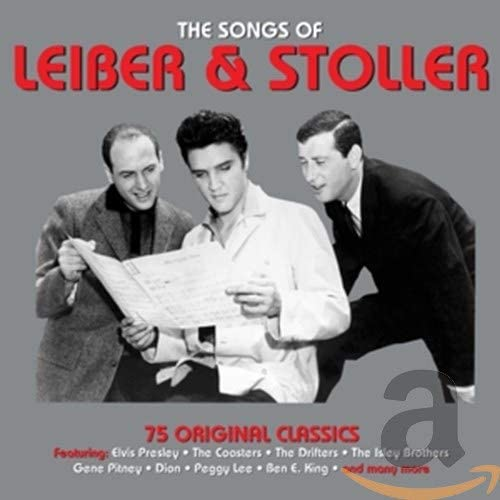 Amazon | The Songs Of Leiber & Stoller [Import] | Various ...