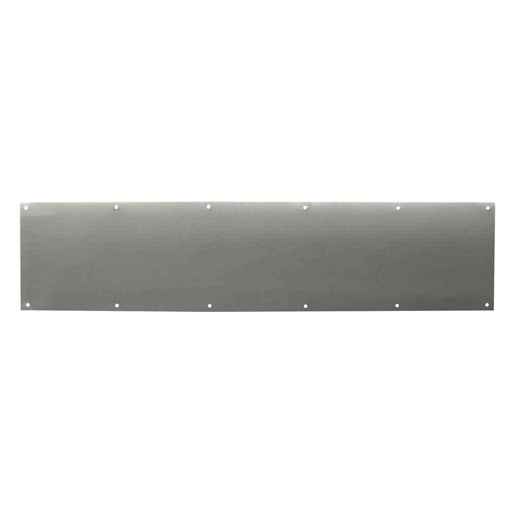 Prime-Line Products J 4619 Door Kick Plate, 8-Inch by 34-Inch, Stainless Steel