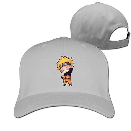 The Popular Cartoon Character NARUTO Peaked Cap Ash (Dad Narutos)