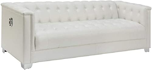 Coaster 505391-CO Chaviano Collection 87″ Sofa