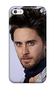 Excellent Design Jared Leto Phone Case For Iphone 5/5s Premium Tpu Case