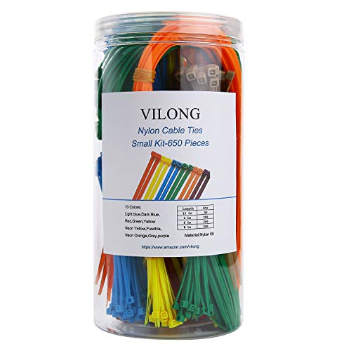 cable ties assortment - 5