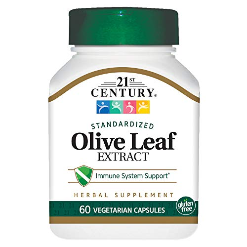 21st Century Olive Leaf Extract Veg Capsules, 60 Count Review